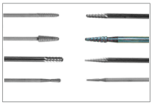 Picture for category Ultrafine Carbide Cutters