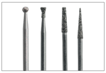 Picture for category Diamond Burs for Straight Hand Piece
