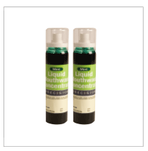 Picture of Liquid Mouthwash MINT - Alcohol Free and Sugar Free (90ml)