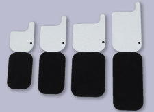 Picture of BITE COVERS for Digital X-Ray / Barrier Envelopes  -  Size 3 [2.7cm x 5.4cm]  (200/pack)