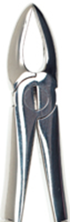 Picture of Precision UK Pattern Forceps No. 29 (Upper roots)