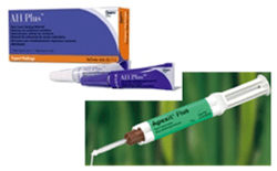 Picture of AH Plus  - Handmix  -  Root Canal Sealer  (4ml - Paste A4ml - Paste B  & 1 Mixing Pad)