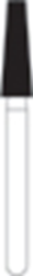 Picture of FG Diamond Burs - TAPER SIDE CUTTING (183)  -  Size 025 COARSE Grit  (5/pack)