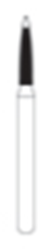 Picture of FG Diamond Burs - SAFE END (861)  -  Size 012  MEDIUM Grit  (5/pack)