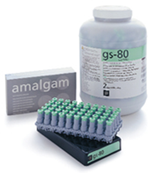 Picture of GS-80 Amalgam,  1-Spill,  Regular Set  --  (50 capsules)