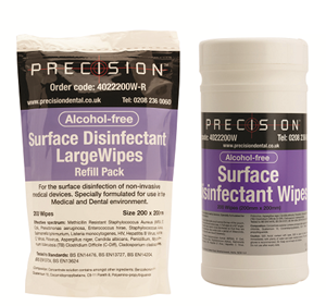 Picture for category Alcohol Free Disinfectant Wipes