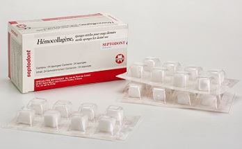 Picture for category Hemocollagene Sponges