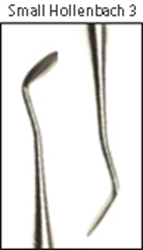 Picture of Precision Lite Carver  Small Hollenbach 3  -  RESIN Handle