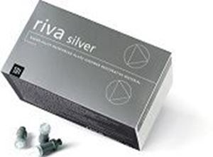 Picture for category Riva Silver Reinforced glass ionomer