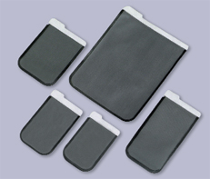 Picture of SCAN SLEEVES  for Digital X-Ray / Barrier Envelopes  -  Size 1 [2cm x 4cm]  (100/pack)