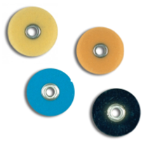 Picture of Sof-Lex XT (extra thin) Polishing Discs Refills  -  Pop-on  -  Superfine  12.7mm  (85 per pack)
