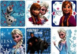 Picture of Disney's Frozen Patient Stickers  (100 per Roll)