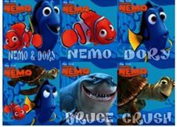 Picture of Finding Nemo Stickers (100 per Roll)