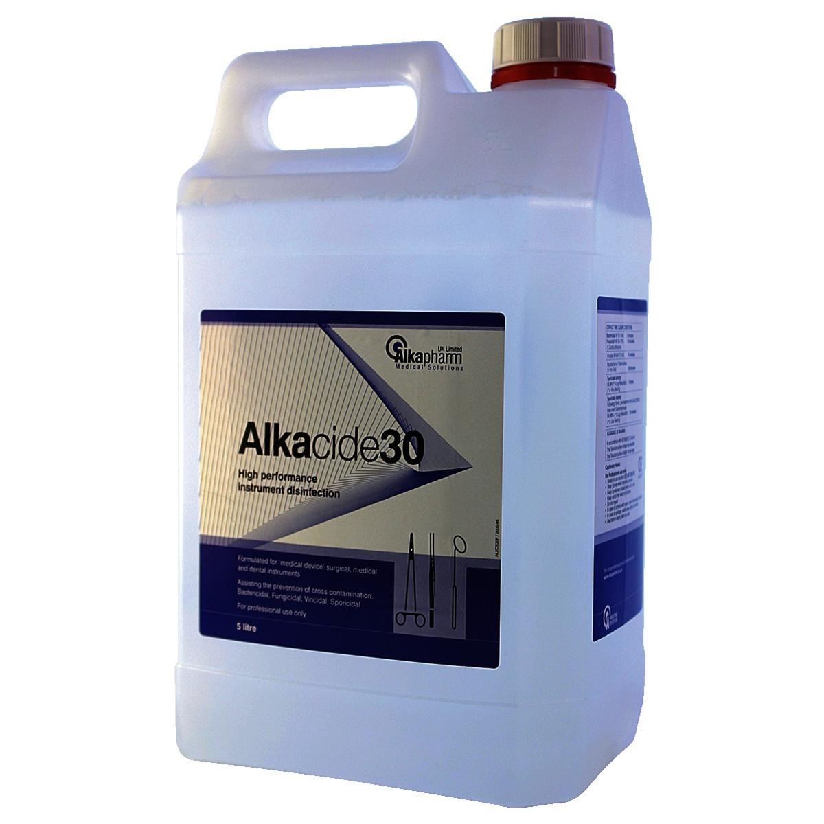 Picture for category Alkacide 30 Instrument Disinfectant