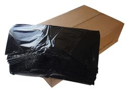 Picture of Heavy Duty Black Refuse Sacks (200/case) ------ 457x723x965mm