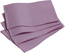 Picture of Disposable Serviette Bibs - LILAC (500/pack)