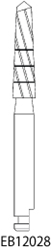 Picture of Implantology Expansion Burs Length 12mm Size 2.8mm (1/pack)