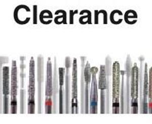 Picture for category Clearance Rotary Instruments