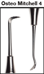 Picture of Precision Lite Carver Osteo Mitchell 4  -  RESIN Handle