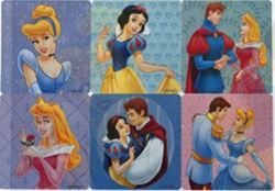 Picture of Princess Patient Stickers  (100 per Roll)