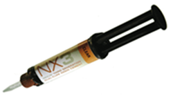 Picture of NX3 - Resin Cement System - Automix Dual-Cure Syringe - Clear (5g Syringe)