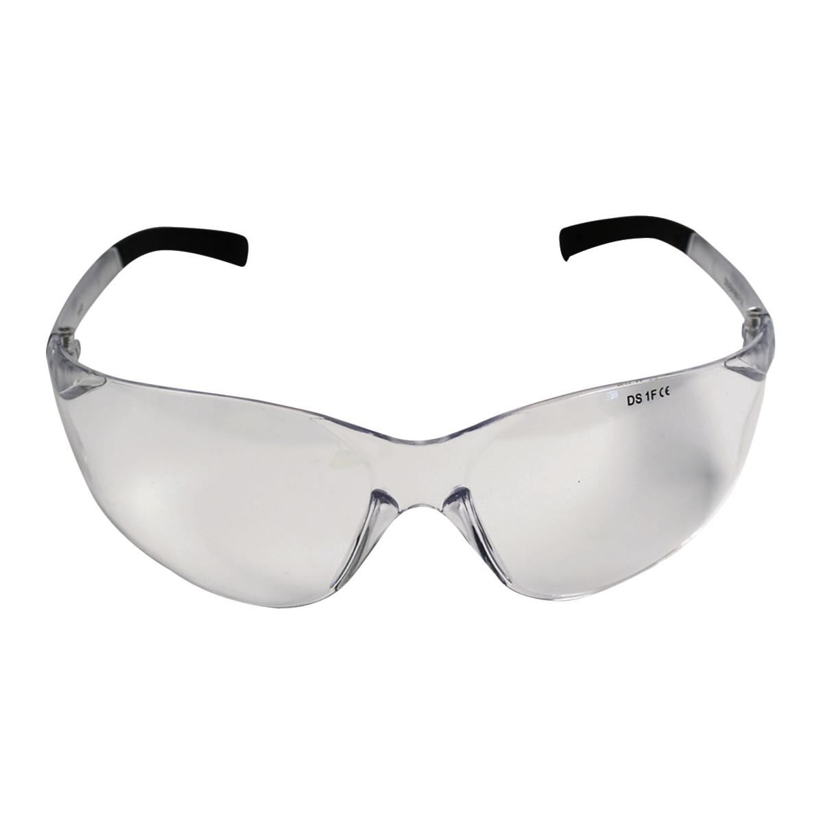 Picture of Antifog Antiscratch Safety Glasses (Clear Lenses / White Frame)