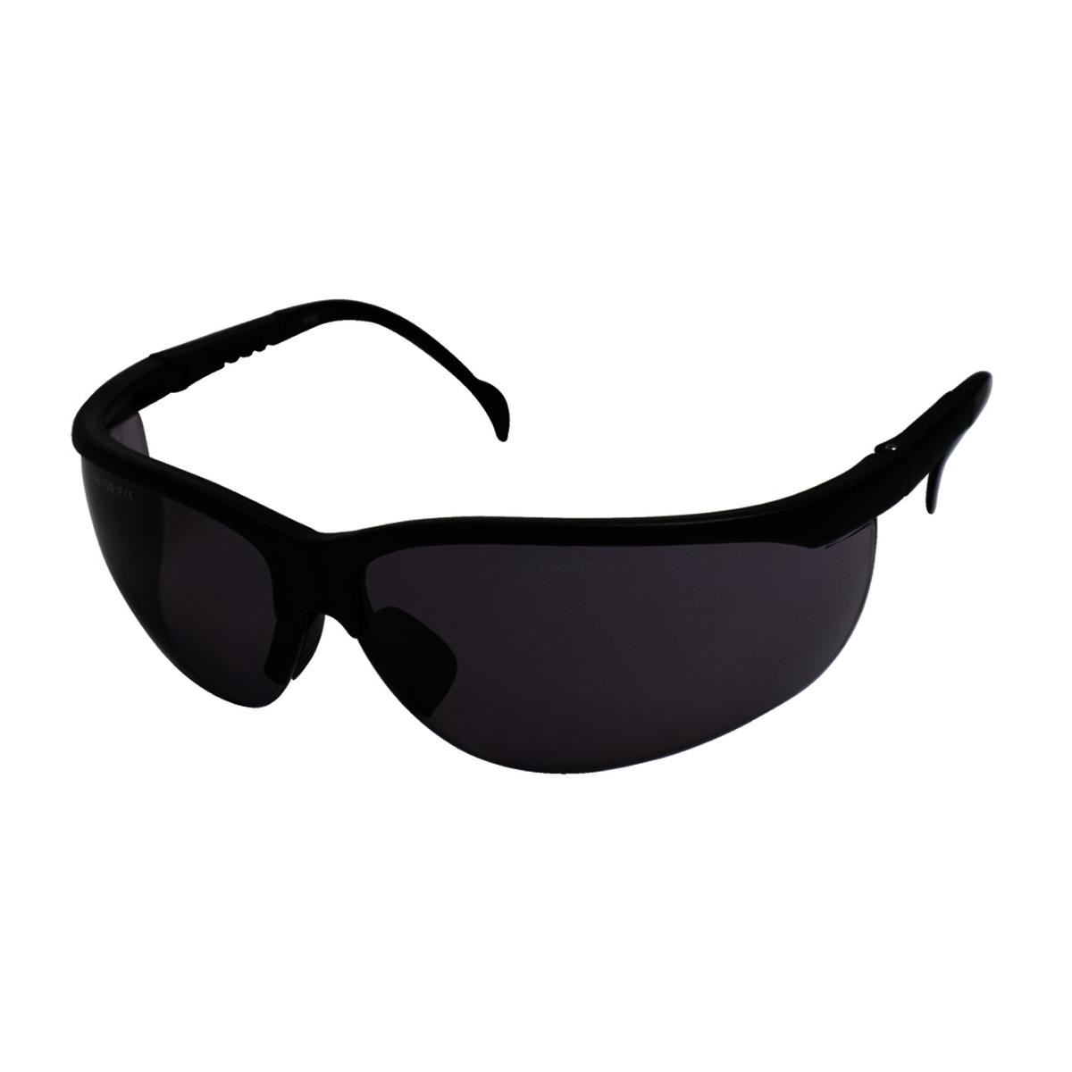Picture of Antifog Black Safety Glasses with Adjustable Sides