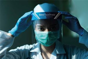 Picture for category Disposable Face Shield