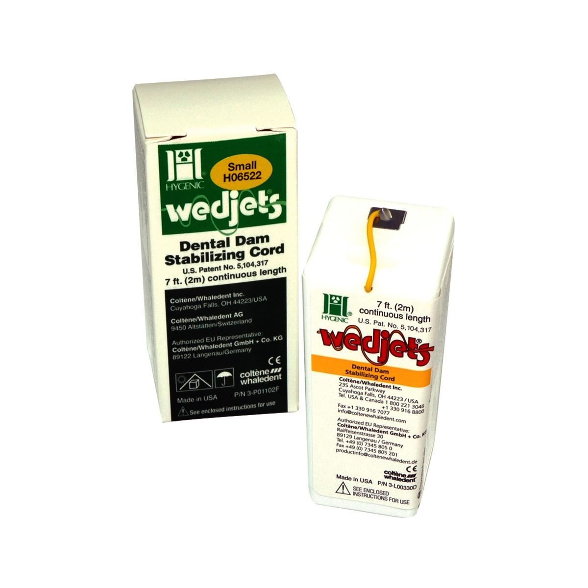 Picture of Wedjets (Small) 7ft Yellow