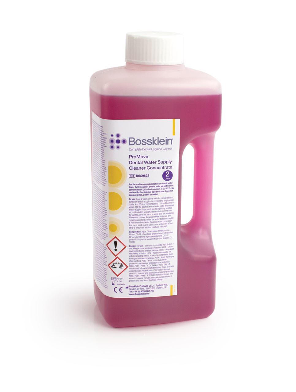 Picture of ProMove Dental Water Line Cleaner (2 Litre)
