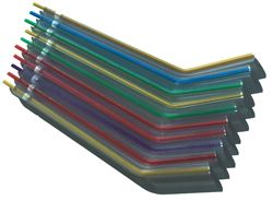 Picture of Air/Water Syringe Tips Coloured Plastic (500/pack)