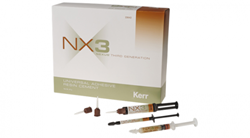 Picture of NX3  -  Resin Cement System  -  Automix Dual-Cure Syringe  - Intro Kit