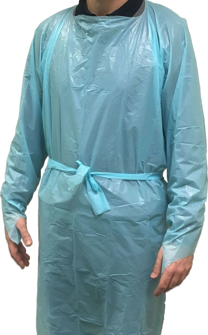 Picture for category Disposable Gown - Open Back