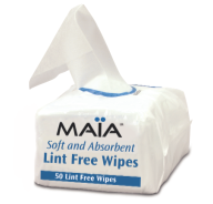 Picture of Lint Free Wipes (50/Pack)