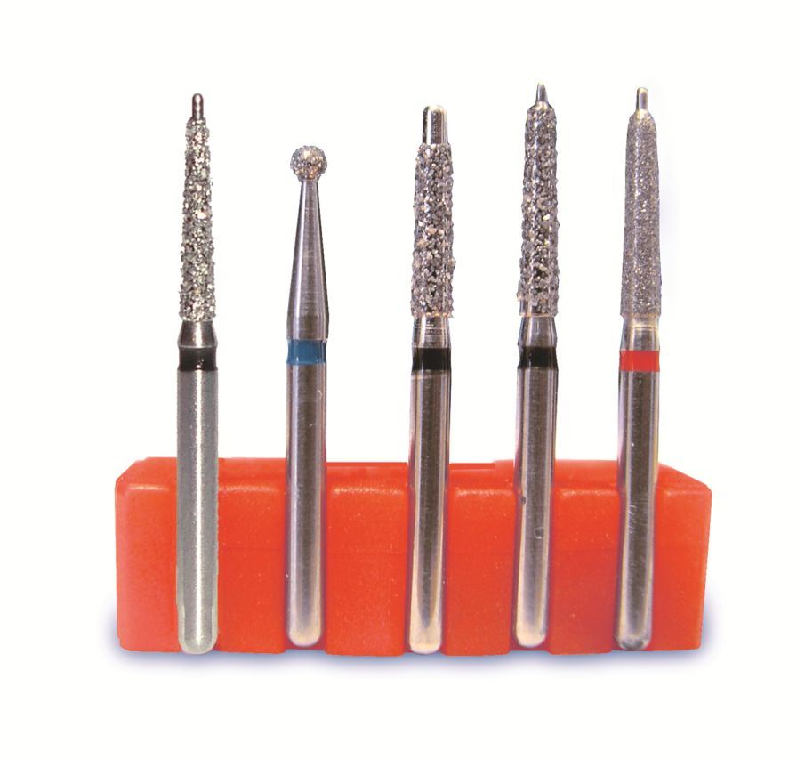 Picture for category Specialist Crown Prep Burs