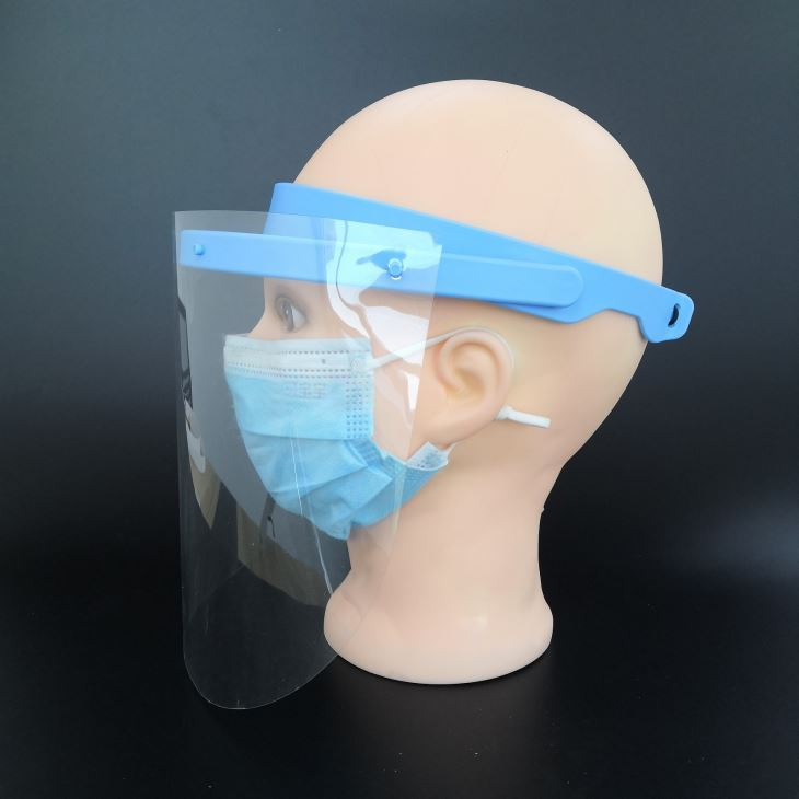 Picture of Visor Mask SET - (1 Frame and 10 Shields)