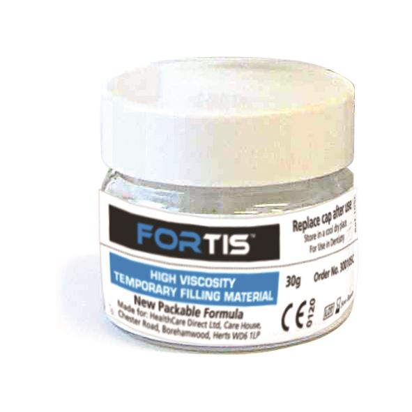 Picture of Fortis High Viscosity Temporary Cavity Filling Material  (30g)