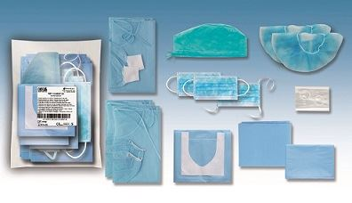 Picture of Sterile Drapes for Implantology - Value Set