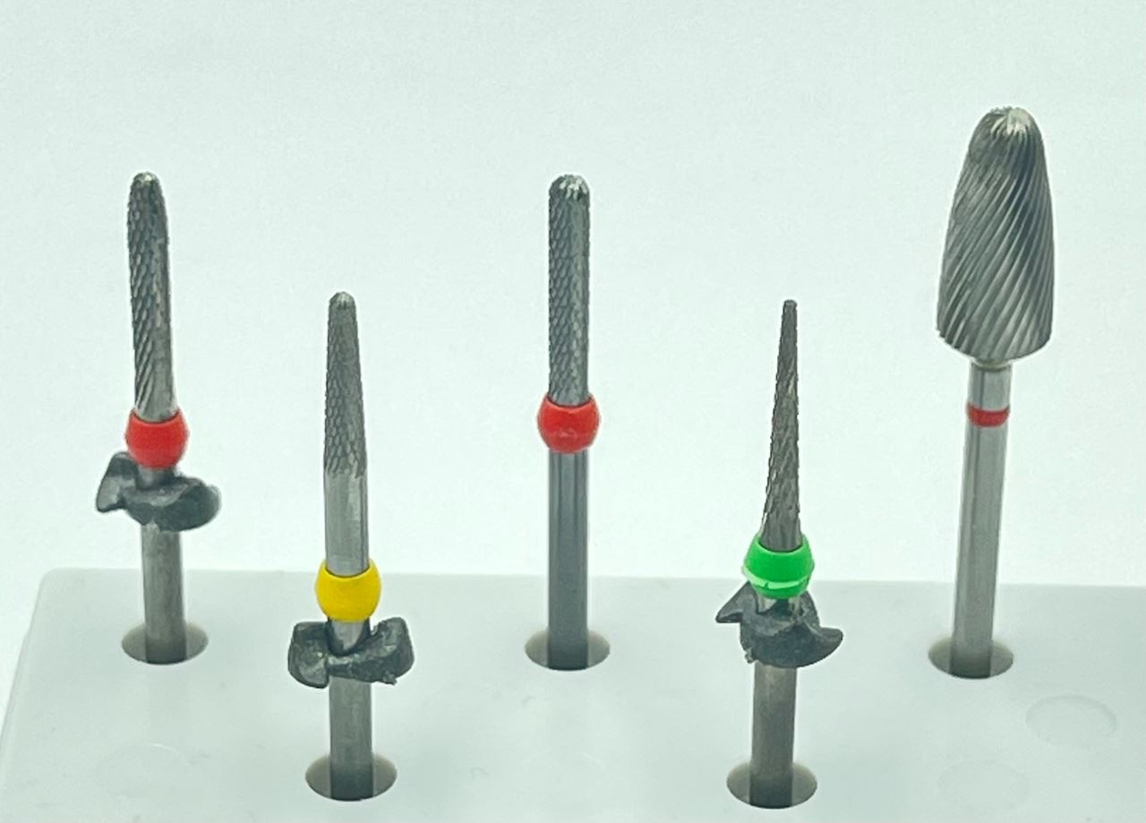 Picture for category 5 Assorted Carbide Cutter Set