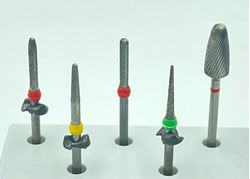 Picture of Assorted Carbide Cutter Set (5)