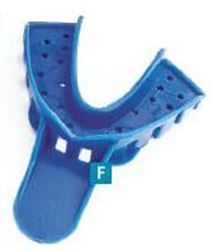 Picture of Disposable Impression Trays  -  [No. 6]  LOWER  SMALL  (25/pack)
